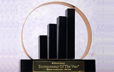 Ernst and Young Entrepreneur of the Year